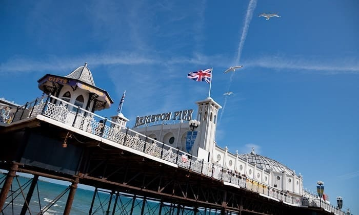 As an International Student…  Why choose Brighton?